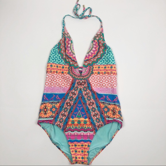 Laundry By Shelli Segal Other - Laundry by Shelli Segal Boho Swimsuit